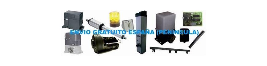 Automatismos para puertas y ventanas motores electricos - Motores electricos para puertas ...