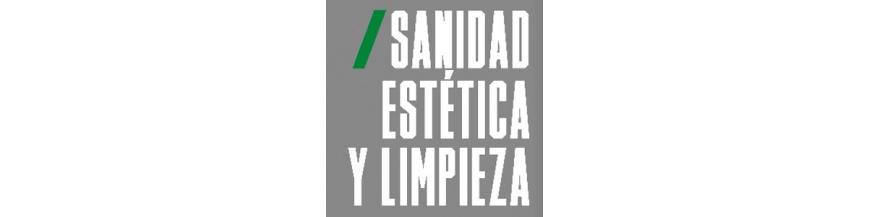 SANIDAD,ESTETICA Y LIMPIEZA