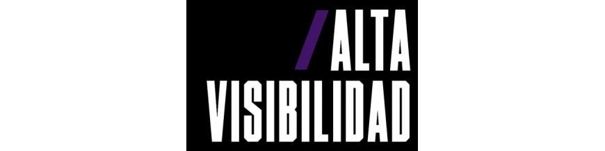 ALTA VISIBILIDAD Y PRENDAS TECNICAS